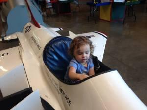 Brontë likes planes