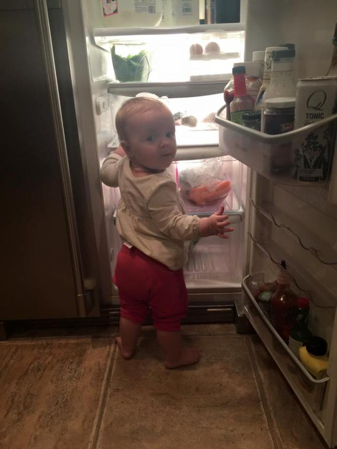 My Cheese-Loving Kids Learn to Work the Fridge, With Disastrous Results
