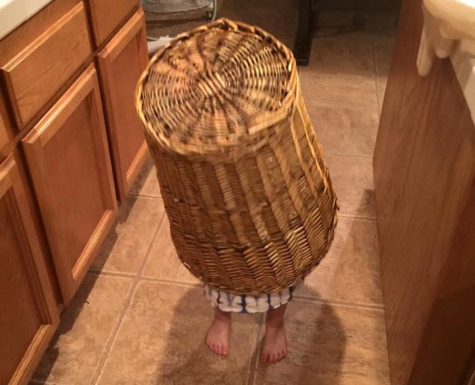The Basket Monster Strikes Again!
