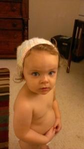 Monsters put poo in my diaper. It wasn't me.