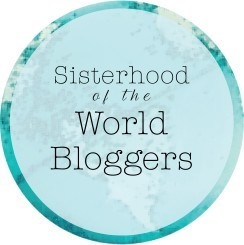 Nominated for the Sisterhood of the Word Bloggers Award!