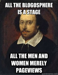 blogging-is-like-theatre-shakespeare-234x300