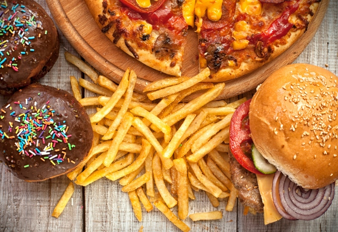 Junk Food and Soda Not the Cause of Obesity?