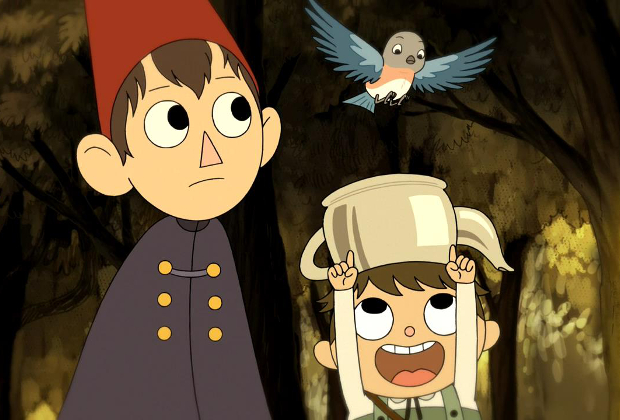 Over The Garden Wall Shows Us How to Escape the Beast