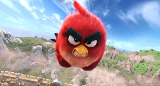 Why the Angry Birds Movie is Like The Walking Dead (Spoilers)